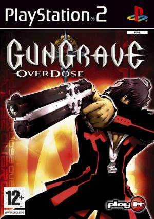 GunGrave O.D. sur PS2