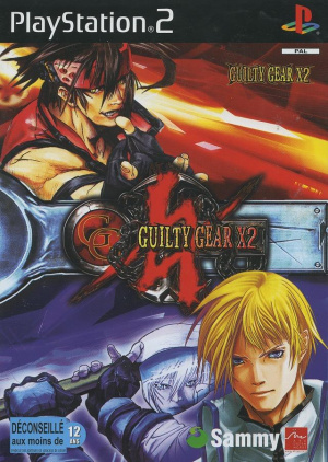 Guilty Gear X2 sur PS2