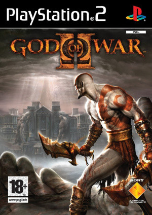 God of War II : Divine Retribution sur PS2