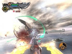 God Of War II : Divine Retribution