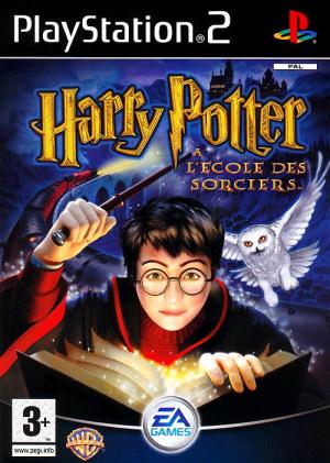 Harry Potter à l'Ecole des Sorciers sur PS2