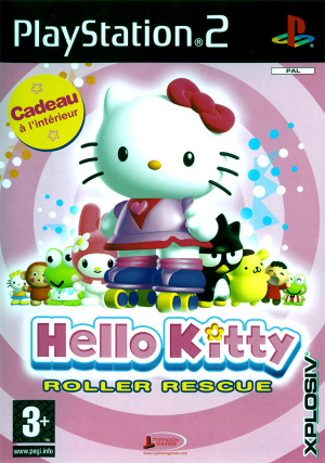 Hello Kitty Roller Rescue sur PS2