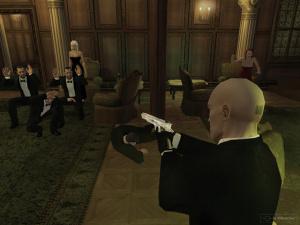 Images : Hitman Blood Money en flagrant délit