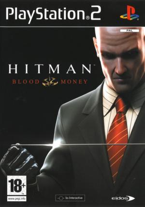 Hitman : Blood Money sur PS2