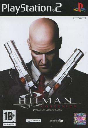 Hitman Contracts sur PS2