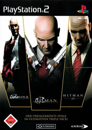 Hitman Triple Pack sur PS2