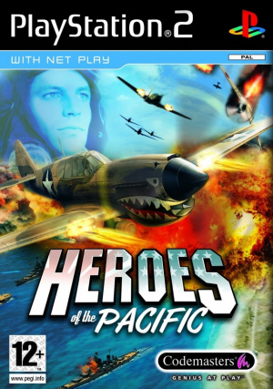 Heroes of the Pacific sur PS2