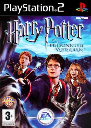 Harry Potter et le Prisonnier d'Azkaban sur PS2