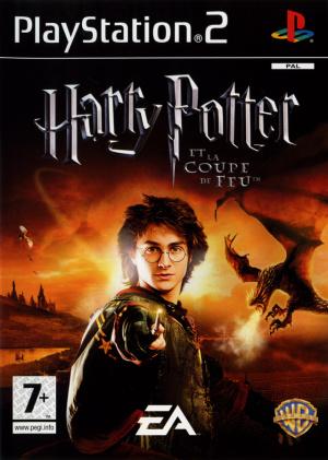 Harry Potter et la Coupe de Feu sur PS2