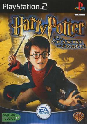 Harry Potter et la Chambre des Secrets sur PS2