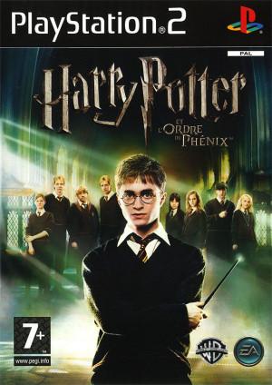 Harry Potter et l'Ordre du Phénix sur PS2