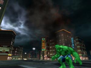 The Incredible Hulk : Ultimate Destruction - Playstation 2