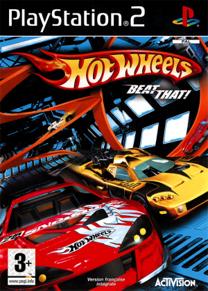 Hot Wheels : Beat That ! sur PS2