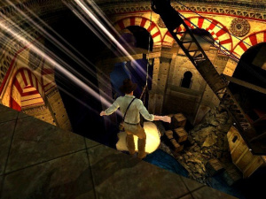 Indiana Jones And The Emperor's Tomb - Playstation 2