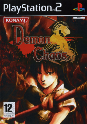 test du jeu demon chaos sur ps2. Black Bedroom Furniture Sets. Home Design Ideas