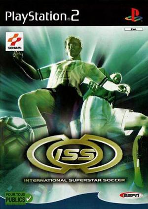 International Superstar Soccer sur PS2