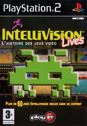 Intellivision Lives ! sur PS2