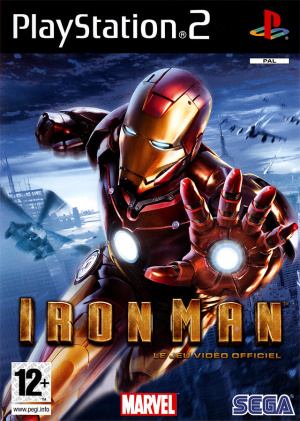 Iron Man sur PS2