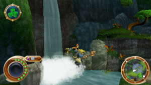 GC 2009 : Images de Jak and Daxter : The Lost Frontier