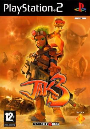 Jak 3 sur PS2