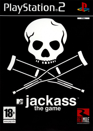 Jackass : The Game sur PS2