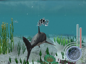Jaws Unleashed - Playstation 2