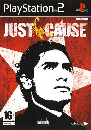 Just Cause sur PS2