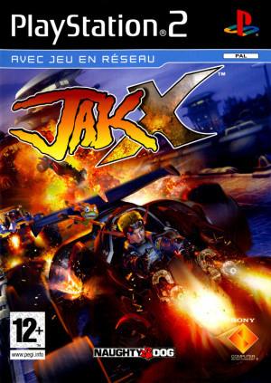 Jak X sur PS2
