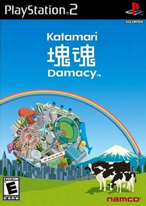 Katamari Damacy sur PS2