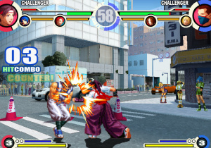 Images : The King Of Fighters XI