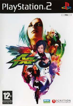 The King of Fighters XI sur PS2