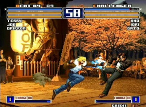 E3 : The King Of Fighters 2002/2003