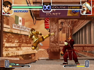 Galerie maison pour The King Of Fighters 2002