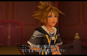 Kingdom Hearts 2 - Playstation 2