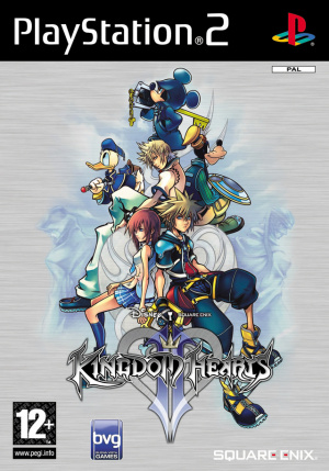 Kingdom Hearts II sur PS2