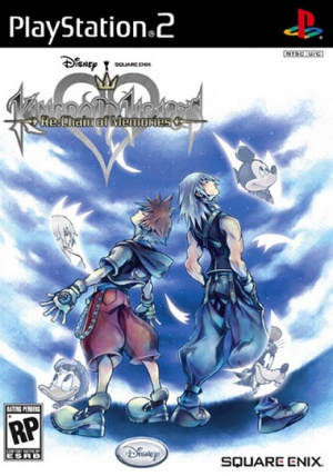 Kingdom Hearts Re : Chain of Memories sur PS2