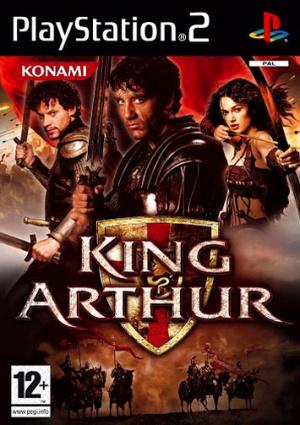 King Arthur sur PS2