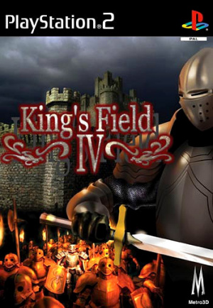 King's Field IV sur PS2