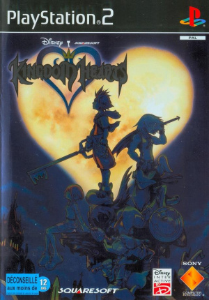 Kingdom Hearts sur PS2