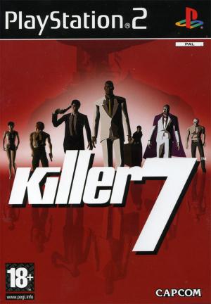 Killer 7 sur PS2