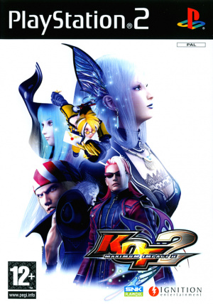 The King of Fighters : Maximum Impact 2 sur PS2