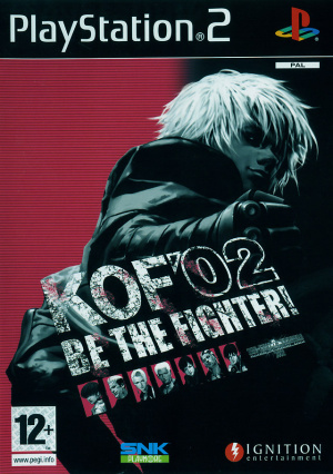 The King of Fighters 2002 sur PS2