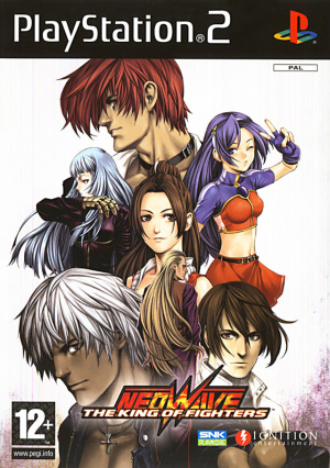 The King of Fighters : Neowave sur PS2