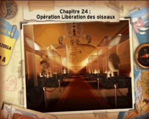 Solution complète : Chapitre 24 : opération libération des oiseaux