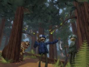 Ubisoft et Sony, Rebelles De La Forêt