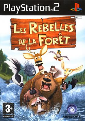 Les Rebelles de la Forêt sur PS2