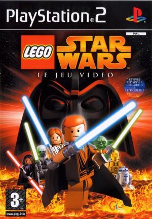 LEGO Star Wars : Le Jeu Vidéo sur PS2