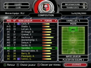 LFP Manager 2004