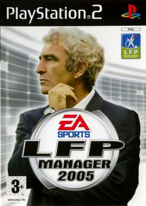 LFP Manager 2005 sur PS2