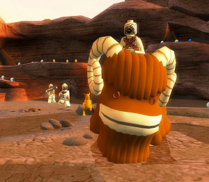 E3 : Lego Star Wars : Un nouvel espoir en briques